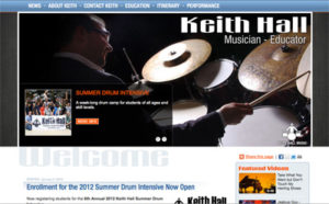 Keith Hall Music screenshot