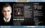 Curtis Stigers Website Screenshot