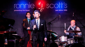 Curtis at Ronnie Scotts
